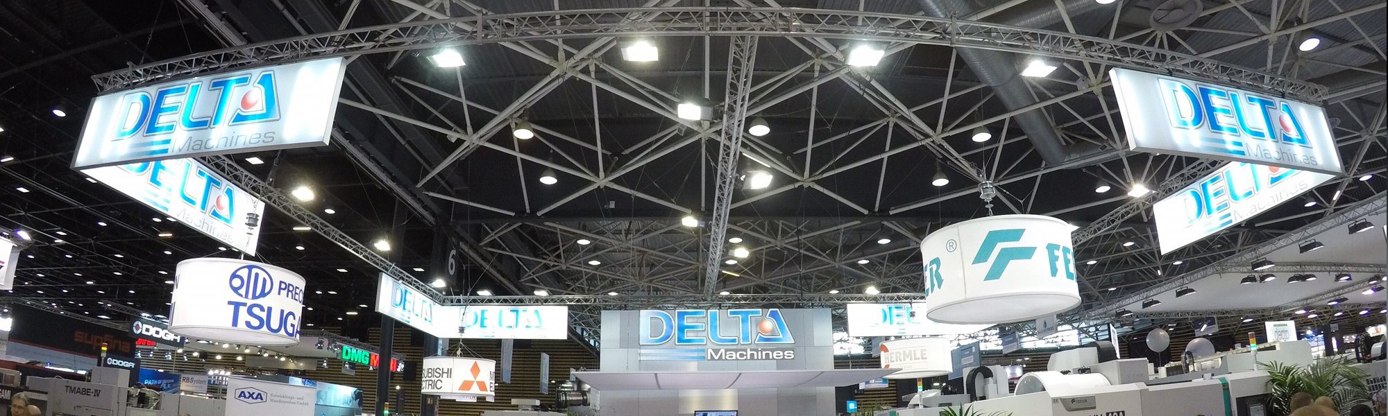 pretty nice 24a9d 0141b GLOBAL INDUSTRIE LYON 2019 – Delta Machines